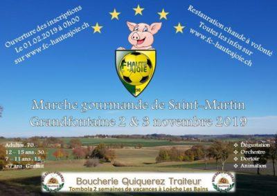 Marche de la Saint Martin