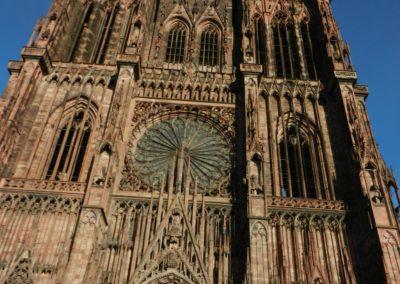 cathédrale de Stasbourg